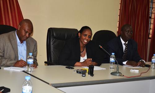 Agnes Kalibata Rwanda UMass