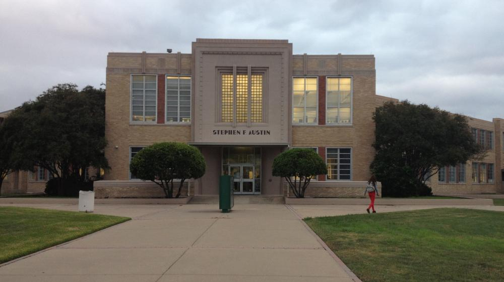 De'angelo Rollins got into a fight with a fellow student at their middle school in Bryan, Texas. He was sent to the principal's office — and, later, adult criminal court.