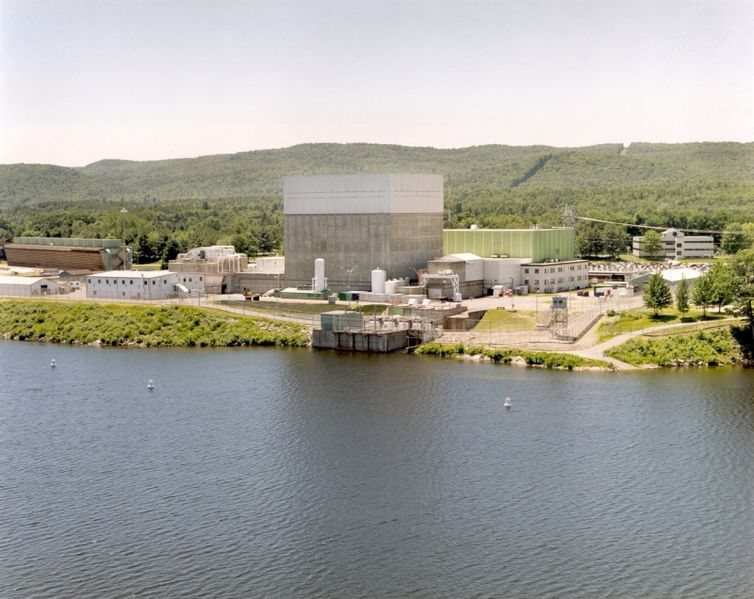 Vermont Yankee Nuclear Power Point in Vernon, Vt.