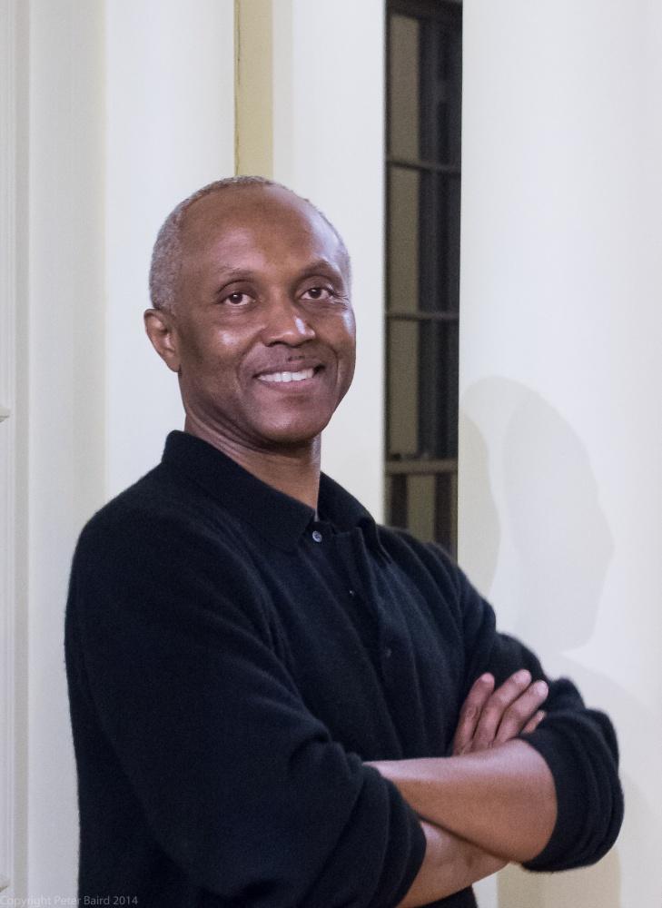 """Okey Ndibe, author of """"Foreign Gods, Inc."""""""