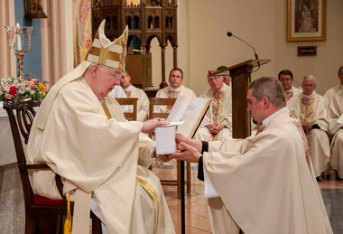 Bishop Timothy A. McDonnell leads the Diocese of Springfield.