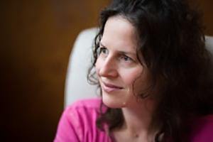 Writer Catherine Newman
