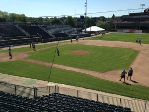 The Worcester Bravehearts at FittonField.