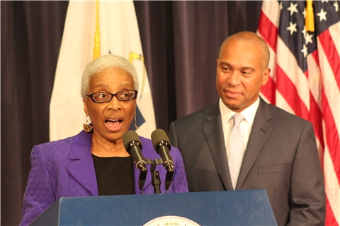 In June, Gov. Deval Patrick nominated Geraldine Hines to a seat on the Supreme Judicial Court.