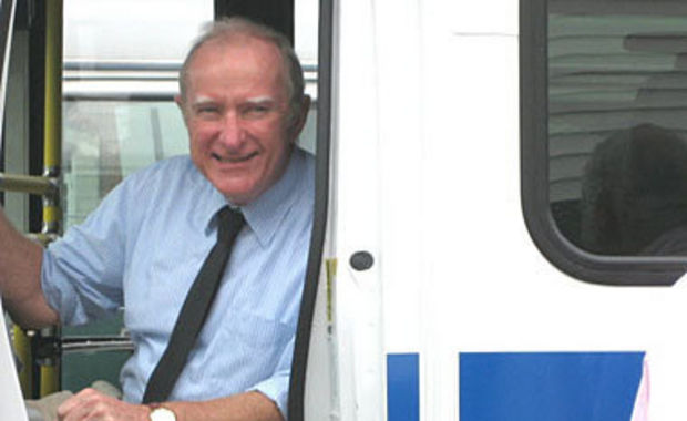 Mass. State Senator Stephen Brewer