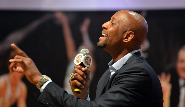 Alonzo Mourning, along with the Class of 2014, will be enshrined in the Basketball Hall of Fame this week.