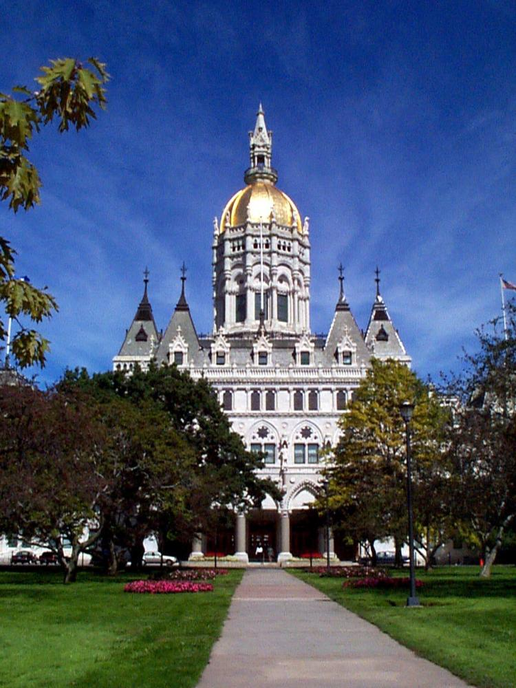Connecticut State Capital