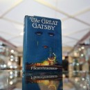 "A first edition of F. Scott Fitzgerald's The Great Gatsby was displayed at the London International Antiquarian Book Fair in 2013. Book critic Maureen Corrigan — who calls the cover ""striking"" — says she likes to think that if it landed on her porch today among the more than 200 books she receives a week, she would read it."