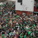 Scenes from last year's Blarney Blowout at UMass-Amherst.