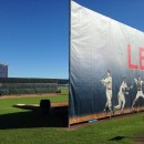 JetBlue Park being prepped for Red Sox spring training last month.