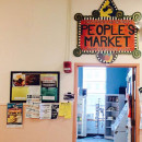 People's Market, a student-run co-op at UMass Amherst.