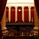 The chamber of the U.S Supreme Court, in Washington, DC.