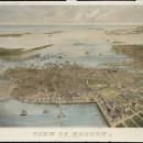 View of Boston, 1870