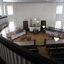 Every spring, local residents have stage a play based on To Kill a Mockingbird in this courthouse in Monroeville, Ala.