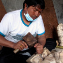 Master carvers like Ratna Muni Brahmacharya will play a key role in restoring Nepal's many damaged temples and monuments.