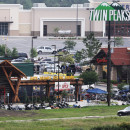"""Motorcycle gang-related gunfire killed nine people at the Twin Peaks restaurant in Waco, Texas, on May 17. More than 170 people were arrested on charges of """"engaging in organized criminal activity."""""""