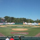 New Britain Stadium has been home to the Rock Cats minor league team.
