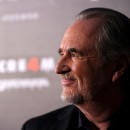 Wes Craven, the legendary horror film director, has died at the age of 76. Here, he's shown at the premiere of Scream 4 in 2011.