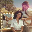 """In the video for """"Wildest Dreams,"""" Taylor Swift is all decked out in African colonial-era style."""