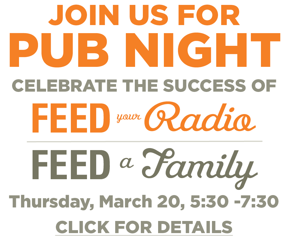 Pub Night - post Feed Your Radio