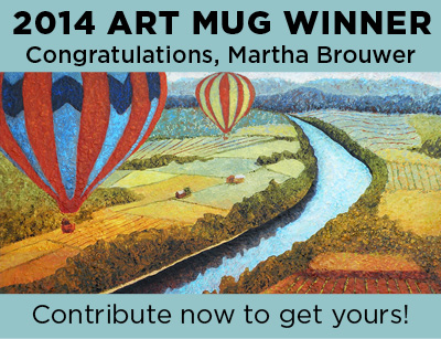 Art Mug 2014 Congrats
