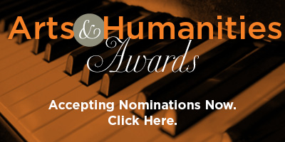 Arts and Humanities 2015 - nominations