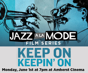 Jazz Film Series - Keep on Keepin' on