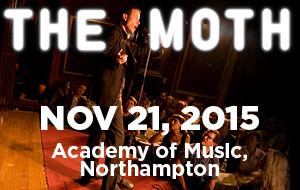 The Moth 2015