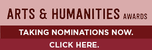 Arts and Humanities 2016 nomination