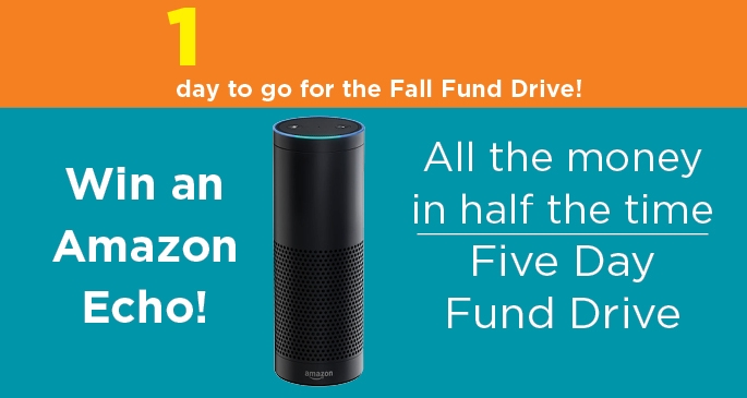 fall fund drive