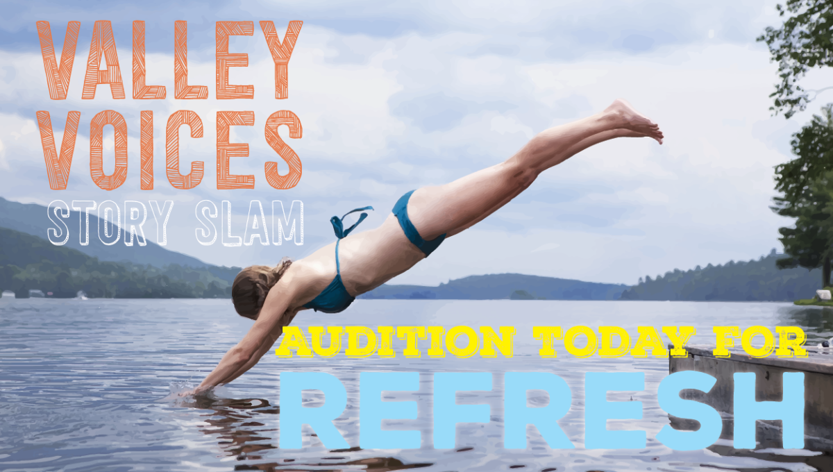 Valley Voices Auditions refresh